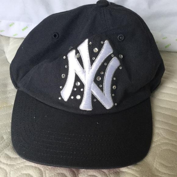 19f9197b Victoria's Secret Pink New York Yankees cap